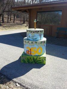 Cake #15! At Lone Elk Park