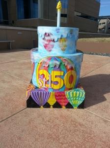 Cake #20! At Edward Jones South Campus