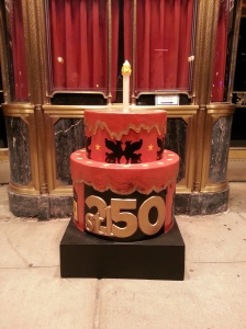 Cake #36 at the Fabulous Fox Theatre