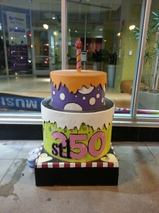 Cake #37 at Big Brothers Big Sisters of Eastern Missouri