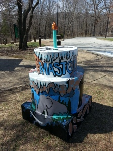 Cake #39 at Mastodon State Historic Site