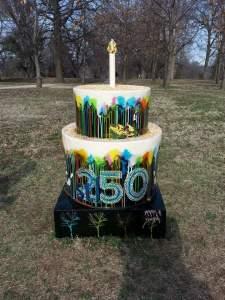 Cake #43 at Carondelet Park