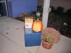 Regional Arts Commission Pumpkin Scavenger Hunt