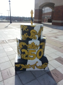Cake #61 at Lindenwood University