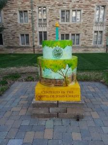 Cake #62 at Concordia Seminary