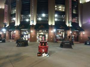Cake #63 at Busch Stadium