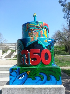 Cake #65 at the Compton Hill Water Tower