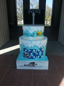 Cake #68 at Soldiers Memorial