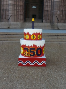 Cake #71 at St. Louis City Hall