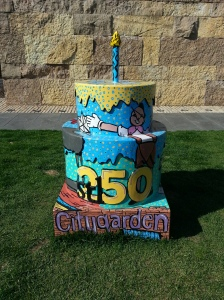 Cake #75 at Citygarden